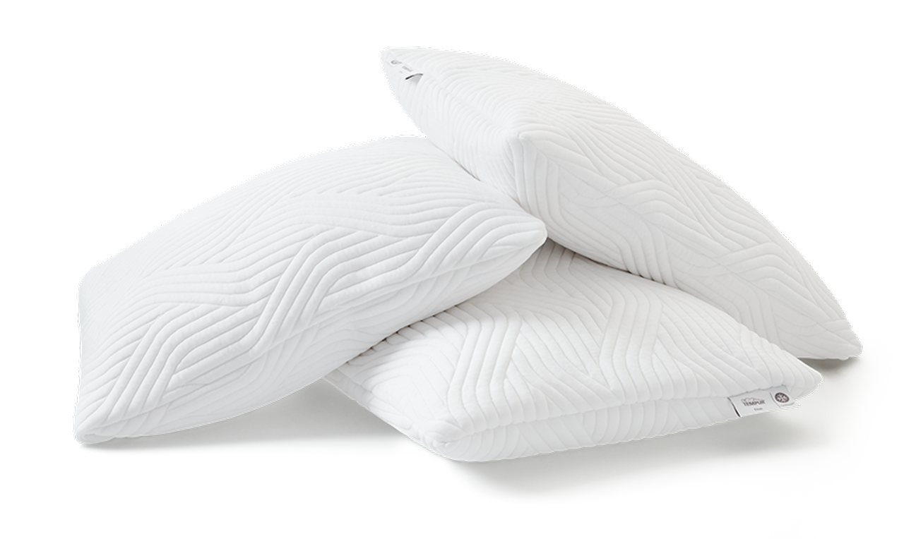 Tempur's Pillow Range